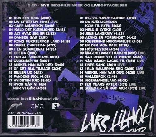 Lars Lilholt Band: Gi' Det Blå Tilbage, pop