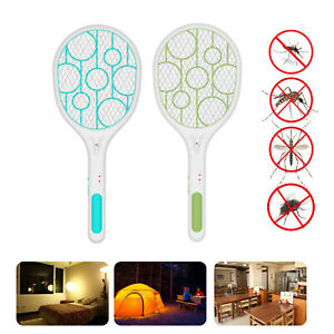 Handheld-Led-Electric-Mosquito-Fly-Swatter-Zapper-Killer-Bug-Insect-Racket-amp-USB