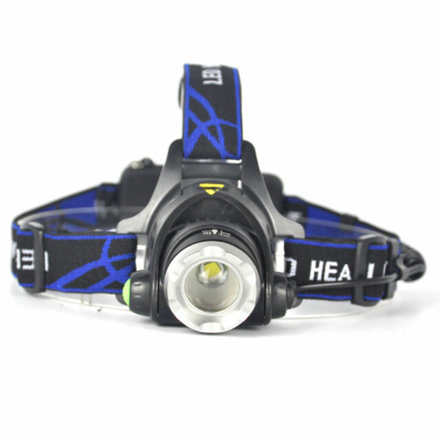 BD_5000LM XM-L XML T6 LED Headlamp Headlight flashlight 18650 head light lYNUK