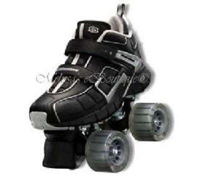 size 6 youth SKECHERS 4 WHEELER ROLLER SKATES skate quad derby childrens | eBay