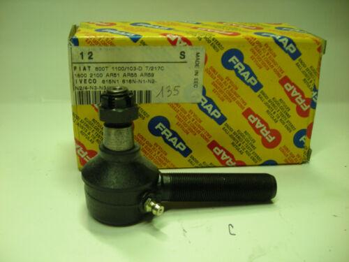 TESTINA STERZO LATO DX  FIAT 600T-1100//103-615N//N1//N2 12=135=814305=4113746