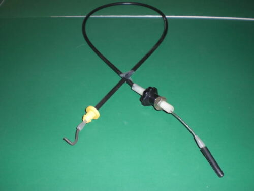 VW Rabbit Cabriolet Jetta Automatic Accelerator Cable