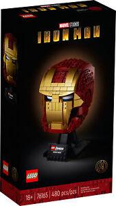 76165-Lego-Marvel-Avengers-Movie-4-Iron-Man-Casque-Collectors-Set-480pcs-18-ans