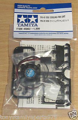 Tamiya-TFU-01 ESC Cooling Fan Unit # 45063