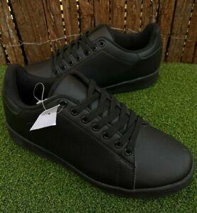 Kid's TARGET black school shoes size 4