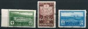Rumaenien-Nr-446-448-gestempelt-68937