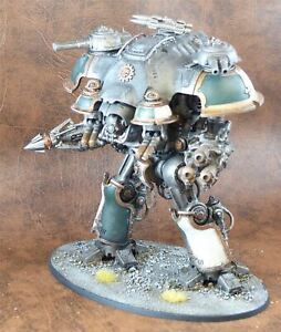 Knight-Valiant-Imperial-Knight-Painted-Warhammer-40k-C2