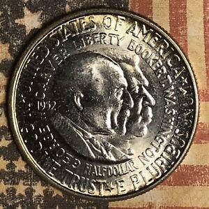 1952-WASHINGTON-CARVER-SILVER-HALF-DOLLAR-COMMEMORATIVE-COLLECTOR-COIN