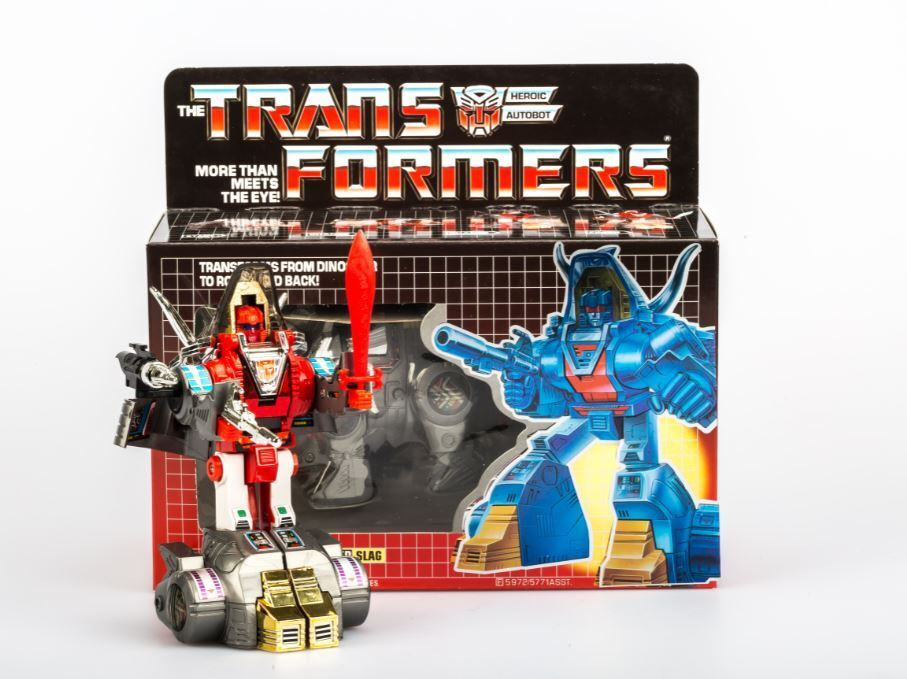 NEW Transformers G1 CE red Slag reissue reissue reissue brand new Gift bda523