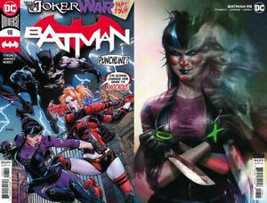 Batman-98-Cover-A-B-Mattina-Joker-War-DC-comic-1st-Print-2020-unread-NM