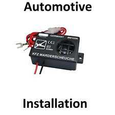 AUTOMOTIVE ULTRASONIC RAT REPELLER - ULTRASONIC REPELLER MODULE (M100N)