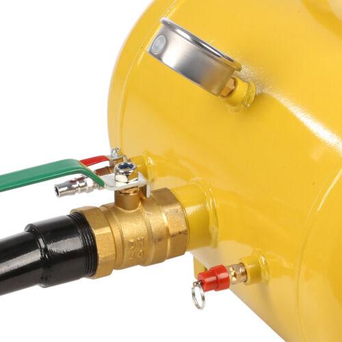 20L Reifenfüller Booster Schockfüller Airbooster Luftkanone Befüllhilfe Kanone