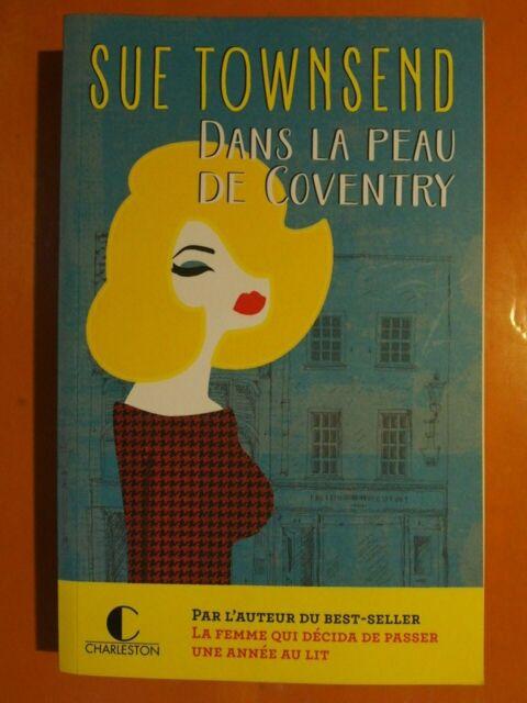 Dans la peau de Coventry par Sue Townsend. Roman éditions Charleston