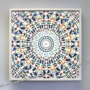 DAMIEN-HIRST-Victorian-Kaleidoscope-Gravure-Print-Wallpaper-Panel-Art-27-034-x-27-034