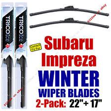 WINTER Wipers 2-Pack Premium Grade - fit 2002-2007 Subaru Impreza - 35220/170