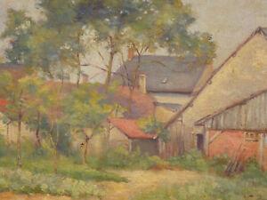 Paisaje-post-impresionista-1919-y-situado-en-Baugy-paisaje-paisaje-Landschaft
