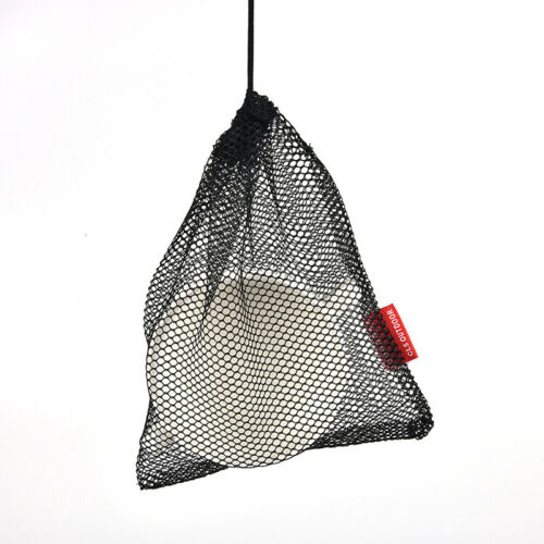 Nylon Mesh Drawstring Bag for Cutlery Bottle Pot Pan Kettle Mesh Storage Ba@LDP0