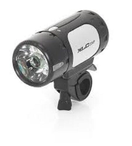 Xlc LED Lampe Frontale CUPID cl-f12 Code de la route support batteries vélo MTB Bike NEUF