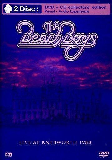 Live At Knebworth 1980-Box Set von The Beach Boys