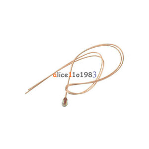 10PCS 100K Ohm NTC 3950 Thermistor 1/% Sensor 3D Printer Reprap Prusa Mendel MK2a