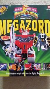 Bandai 2260 Power Rangers Deluxe Megazord 1993 (NRFB) Action Figure