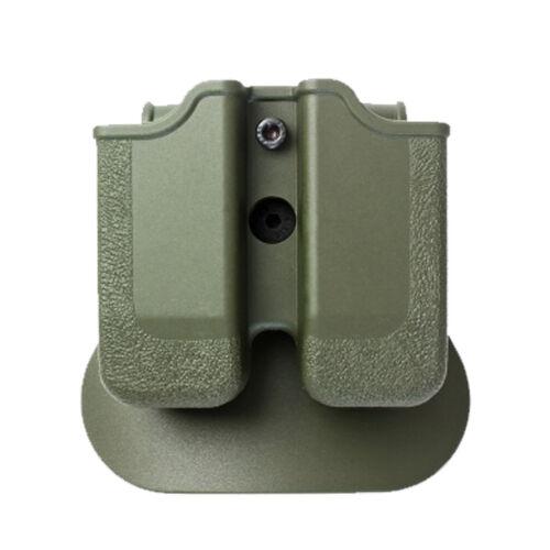 IMI Defense IMI-Z2050 Double Roto Magazine Pouch For 1911 .45 double stack MP05