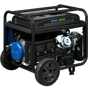 Westinghouse WGen9500DF Dual Fuel Portable Generator-9500 Rated 12500 Peak Watts