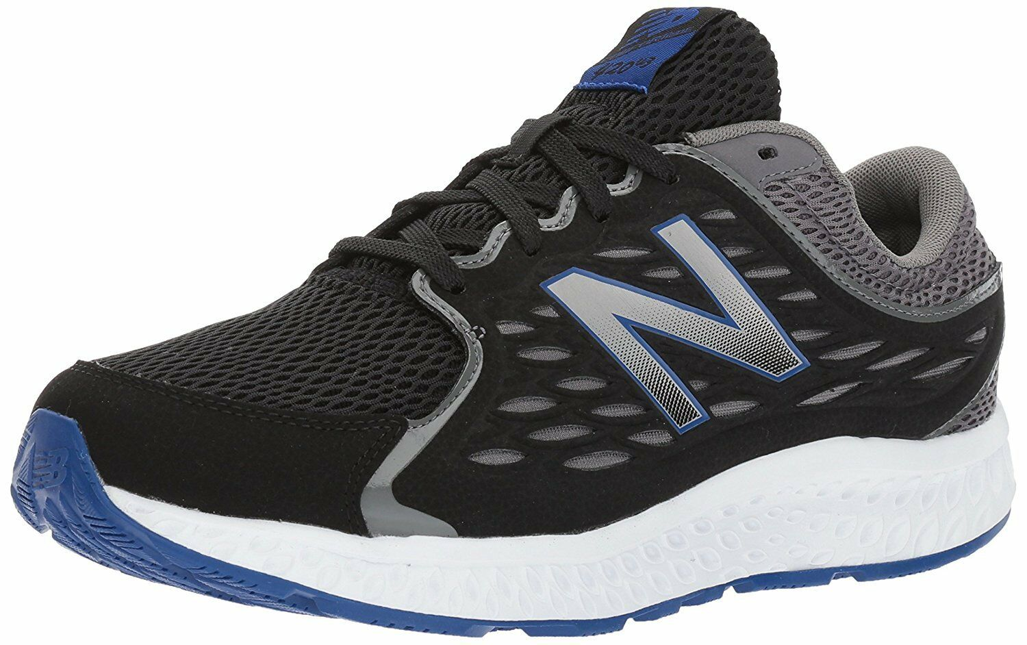 New Balance M420CG3 Width 4E Men's Black/Grey Running Shoes