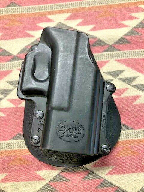 Fobus Paddle Holster for Glock 26