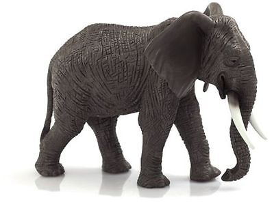 YOUNG AFRICAN ELEPHANT Replica 50225 ~ FREE SHIP//USA w//$25. Papo Products