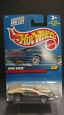 Hot Wheels Side Kick Gold  # 219 1/64 Scale Diecast 1997