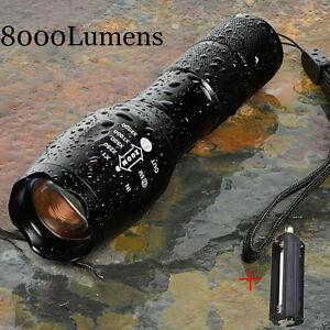 G700-X800-8000Lumen-Zoomable-XML-T6-LED-18650-Flashlight-Focus-Torch-Lamp-Light