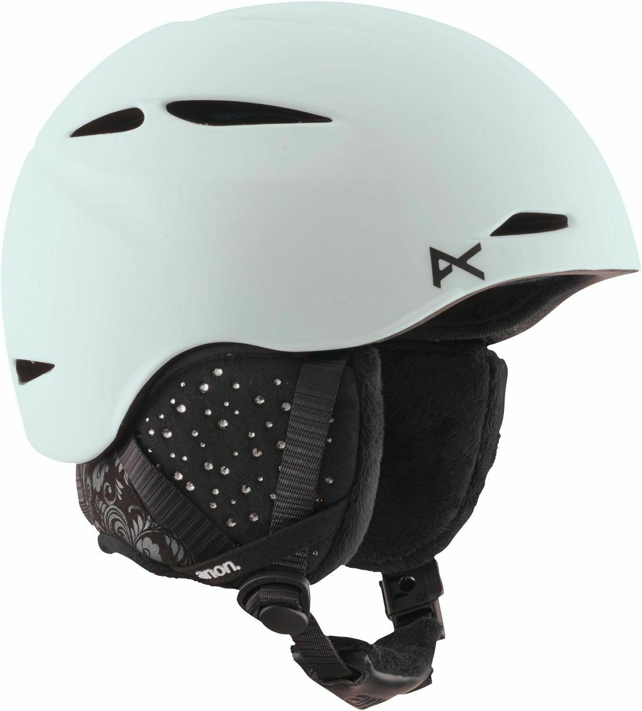 Anon Keira Razor Helmet + Kid Sundance Goggles (youth) Snow Größe Small  150