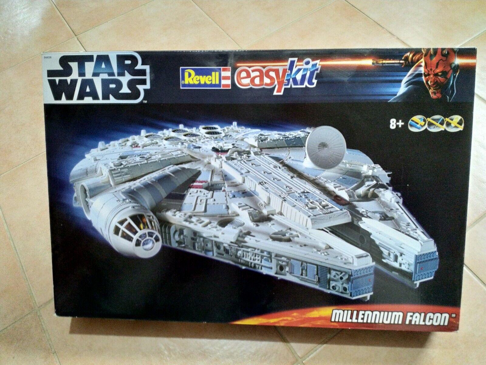 Millennium Falcon Revell 06658 scale 1 72