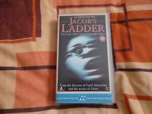VHS-VIDEO-FILM-JACOB-039-S-LADDER-PAL-VHS