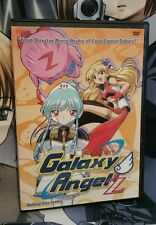 Galaxy Angel Z - Anime Series Vol. 2: Galaxy-Size Combo (DVD, 2005)