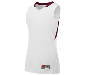Image is loading Nike-Team-Condition-Game-Basketball-Jersey-Women-039-