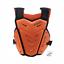 PULSE-RENEGADE-ORANGE-MOTOCROSS-MX-ENDURO-BMX-MTB-MOUNTAIN-BIKE-CHEST-PROTECTOR thumbnail 1