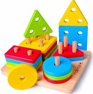Rolimate Educational Toys Toddler Toy For 1 2 3 4+ Years ...
