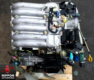 NISSAN ELGRAND E51 3.5 V6 VQ35DE ENGINE | eBay