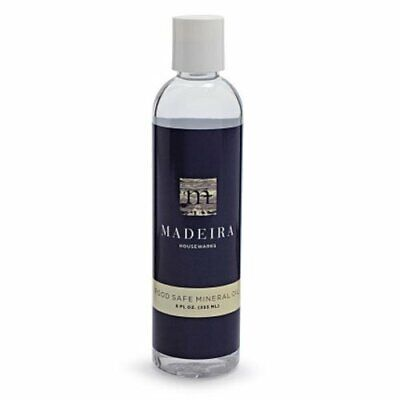 Architec Madeira Food-Safe Mineral Oil Wood & Bamboo ...