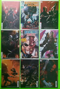 Deathstroke-Vol-4-Rebirth-1-50-First-Print-or-Variant-Mattina-DC-Comics