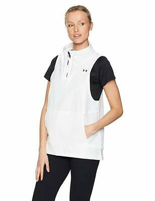 Under Armour Womens Mixed Media Woven Vest Under Armour Apparel 1303346