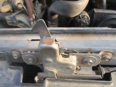 New Ford Bronco >> 87 88 89 90 91 FORD F150 4X4 HOOD LATCH F 250 F 350 | eBay