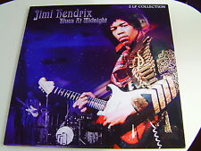 JIMI HENDRIX - BLUES AT MIDNIGHT LIVE 1968 ( RARE DOPPEL LP SESSION )NEW-NEU-TOP