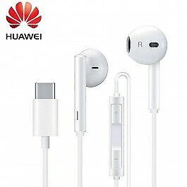 Auriculares manos libres ORIGINALES Huawei conexión Tipo C
