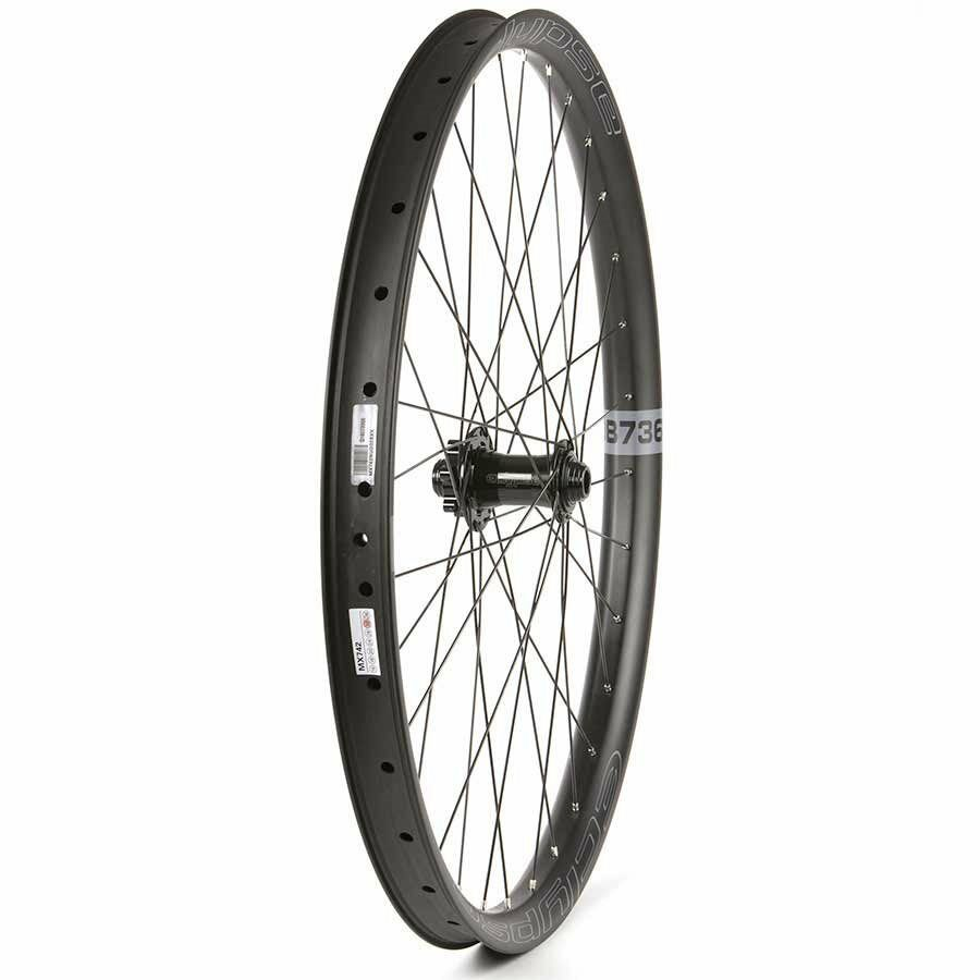 Eclypse DB736 Wheel 27.5'' 15 20mm TA OLD  110mm Brake  Disc IS 6-bolt Front