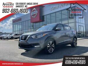 2019 Nissan Kicks SV-$145 B/W   HEATED SEATS      REAR CAMERA   EXT.