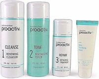Proactiv 4pc 60 Day Kit 1 Oz Mask Proactive Cleanser Refining Lotion Us 2018 Exp