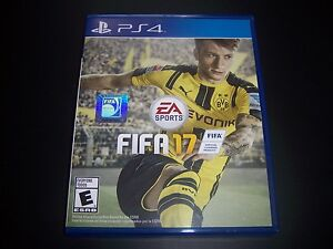 Replacement Case (NO GAME) FIFA 17 2017 PlayStation 4 PS4 ...